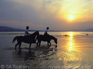 Horse Riding in the National Parks